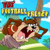 Taz` Football Frenzy A Free Sports Game