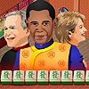 Play Obama Traditional Mahjong