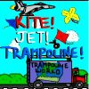 Play Kite! Jet! Trampoline!