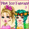 Play Pink Ice Fantasy Dressup 3