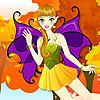 Play Fairy in the Autumn Woods Dress Up