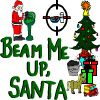 Play Beam Me Up, Santa