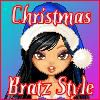 Christmas Bratz Style A Free Customize Game