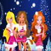 Play Beauty Rush 3 - Xmas Poster