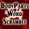 BodyWords Scramble
