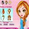 Play Modish Highlight Hairstyle