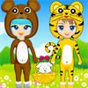 Play Cute Animal Costume