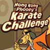 Hong Kong Phooey's Karate Challenge A Free Fighting Game