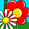 Play Flower Glade Coloring