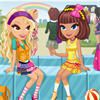 Play Chic School Girls Dressup