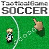 Play Tactical Game Soccer