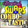 Play Tropical Swaps - Combotastic