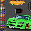Play Dream Car Coloring