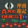 Play AxeQuest :Fire Zone