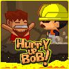 hurry up bob A Free Action Game