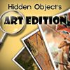 Play Hidden Objects - Art Edition