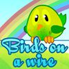 Birds on a wire A Free Puzzles Game