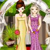 Play Bride And Bridesmaid Fashion Styling