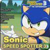 Play Sonic Speed Spotter 3