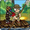 Play Armor Hero Metal Slug X