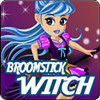 Play Broomstick Witch