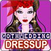 Play Goth Wedding Dress Up