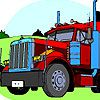 Play Truck Coloring