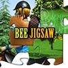 Play Bee Jigsaw : Horse Jumping
