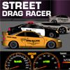 Play Street drag race the super cars street drag racing