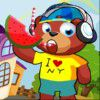 Play Cool Bear Dress Up