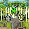 Play MotorBike Pro - Garden of Dreams
