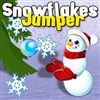 Play Snowflake Jumper