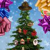 Smokey Bear Christmas Tree Dressup