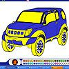Play Suv Coloring