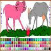 Play Goat Coloring