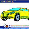 Play Great Car Coloring