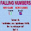 Play FALLING NUMBERS