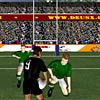 Play Drop Kick ( Rugby )