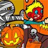 Scary Halloween Coloring