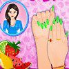 Fruit Fashion Nail Art A Fupa Customize Game