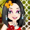 Play Gorgeous Flower Makeup