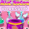 Nail Color Workshop A Fupa Customize Game