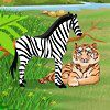 Safari Animals Search A Fupa Puzzles Game