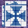 Nonogram Puzzle #11. Paint by NUMBERS