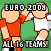 Play EK 2008 - PLAY WITH ALL 16 TEAMS!
