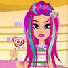 Sandy`s Candy Hairstyles