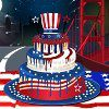 4th of July Cake Maker