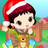 Play Adorable Baby Girl Dressup