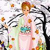 Play Best kimono dress up