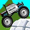 Play Police Monster Truck